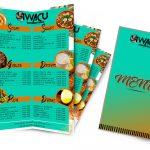 menu 4wacu